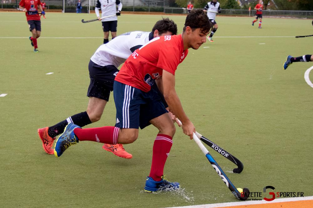 Hockey Sur Gazon Asc Vs Lille Mhc Reynald Valleron 16