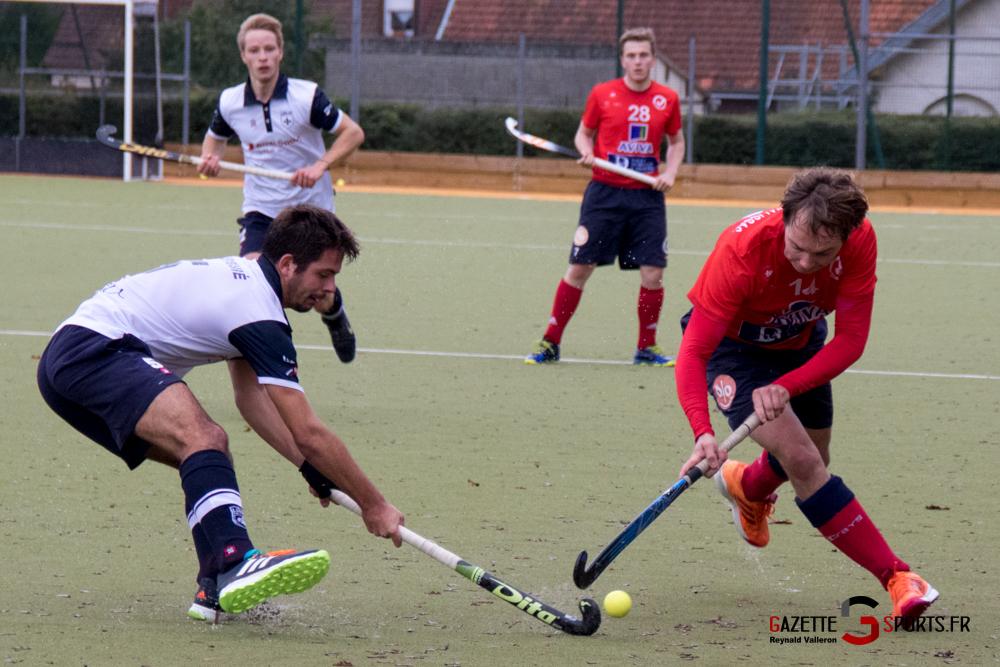 Hockey Sur Gazon Asc Vs Lille Mhc Reynald Valleron 18