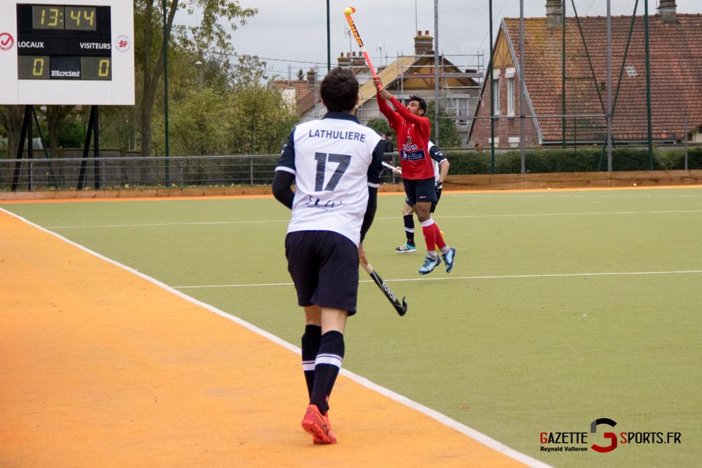 Hockey Sur Gazon Asc Vs Lille Mhc Reynald Valleron 2