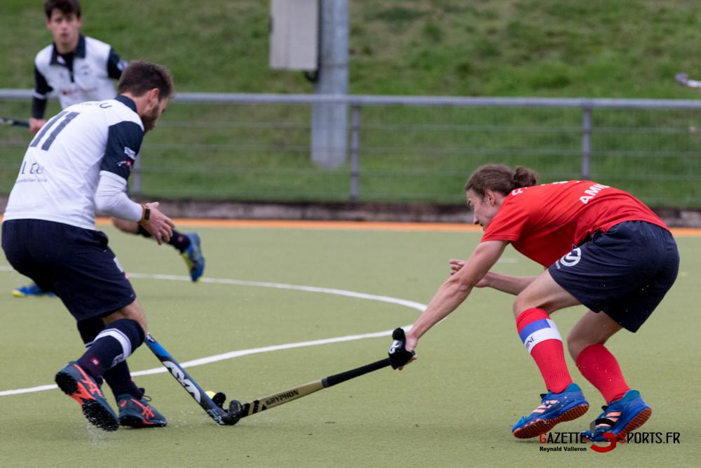Hockey Sur Gazon Asc Vs Lille Mhc Reynald Valleron 21
