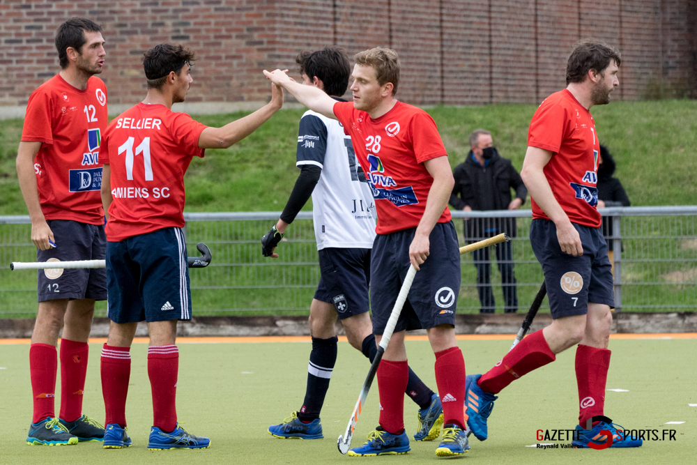 Hockey Sur Gazon Asc Vs Lille Mhc Reynald Valleron 23
