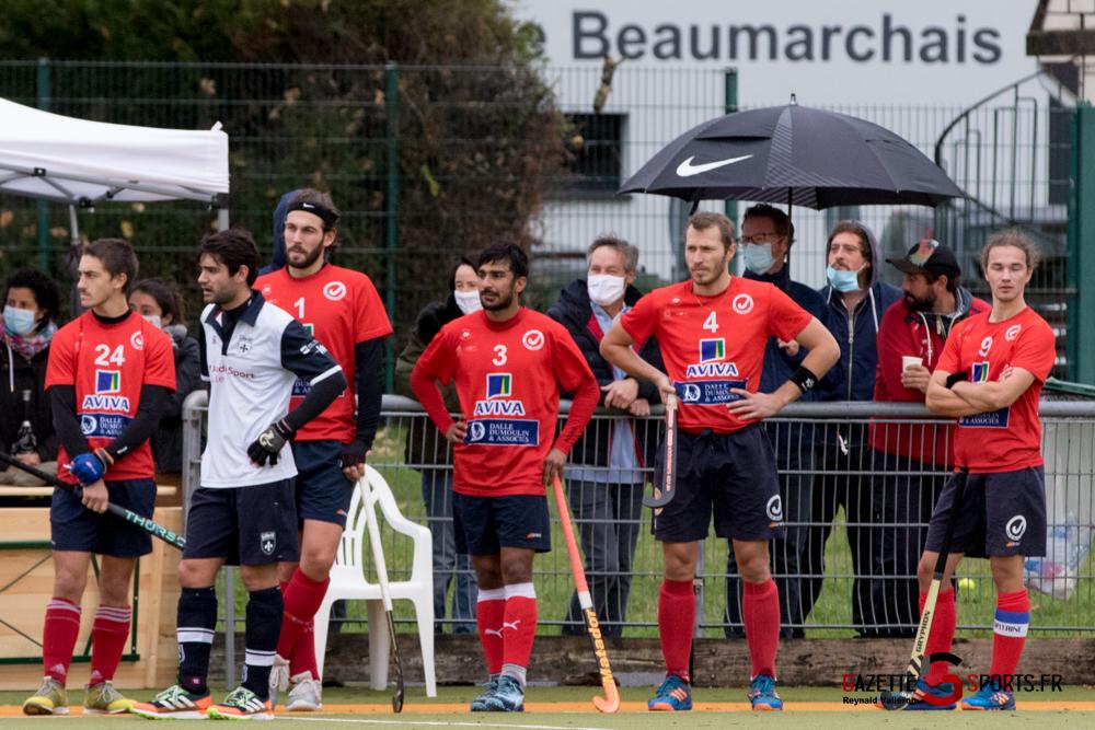 Hockey Sur Gazon Asc Vs Lille Mhc Reynald Valleron 24 1