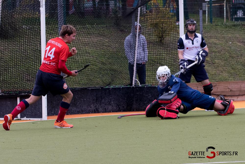 Hockey Sur Gazon Asc Vs Lille Mhc Reynald Valleron 25