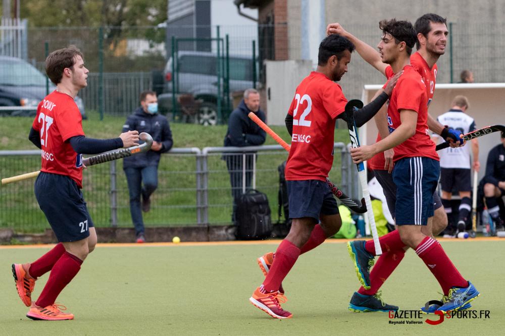 Hockey Sur Gazon Asc Vs Lille Mhc Reynald Valleron 27