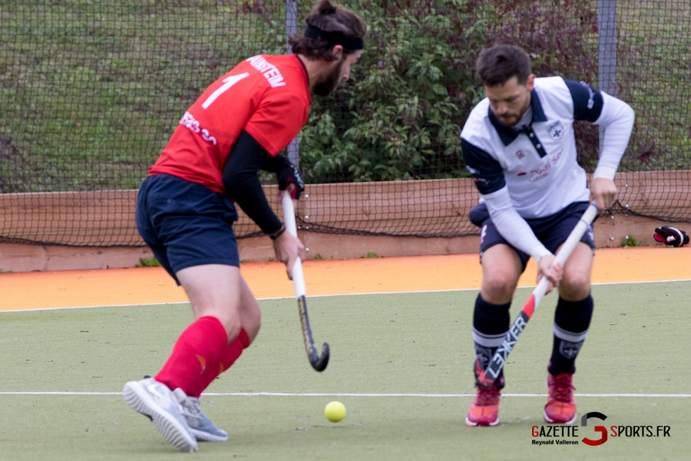 Hockey Sur Gazon Asc Vs Lille Mhc Reynald Valleron 29
