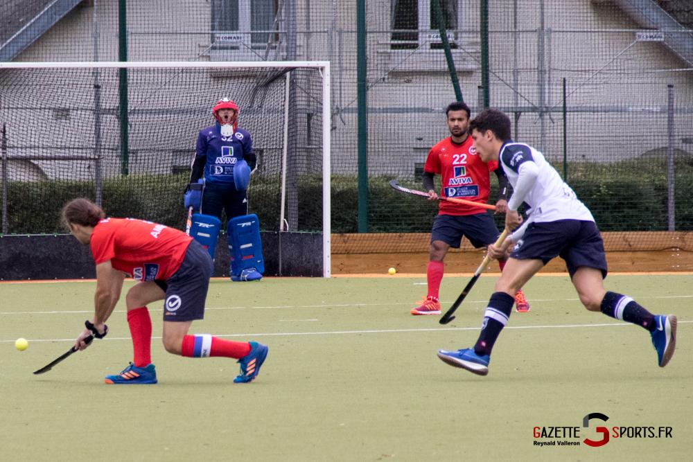 Hockey Sur Gazon Asc Vs Lille Mhc Reynald Valleron 3