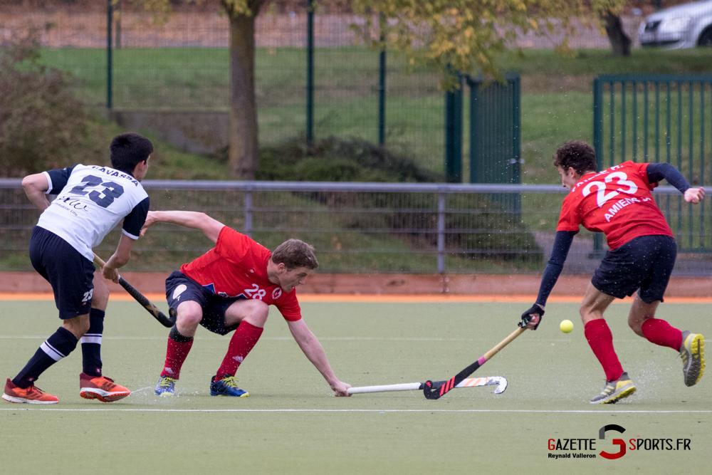 Hockey Sur Gazon Asc Vs Lille Mhc Reynald Valleron 31