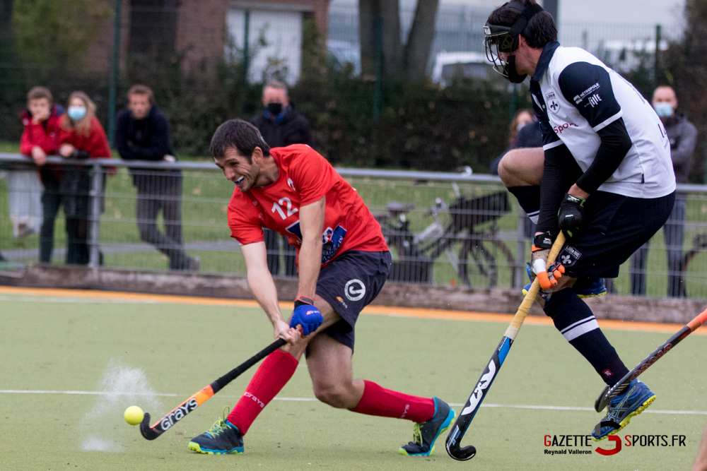 Hockey Sur Gazon Asc Vs Lille Mhc Reynald Valleron 32