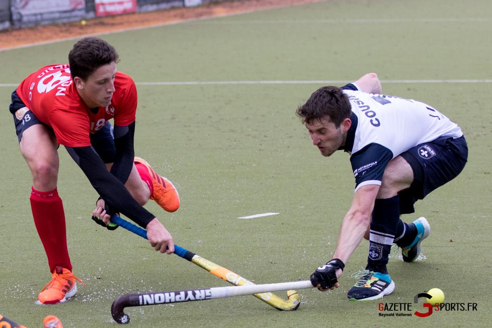 Hockey Sur Gazon Asc Vs Lille Mhc Reynald Valleron 33