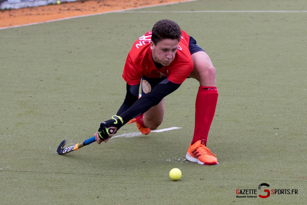 Hockey Sur Gazon Asc Vs Lille Mhc Reynald Valleron 35