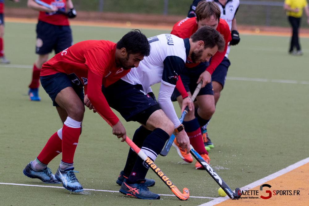 Hockey Sur Gazon Asc Vs Lille Mhc Reynald Valleron 36