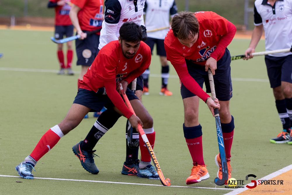 Hockey Sur Gazon Asc Vs Lille Mhc Reynald Valleron 37