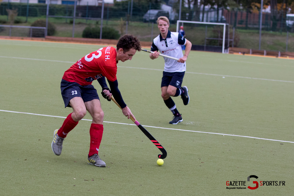 Hockey Sur Gazon Asc Vs Lille Mhc Reynald Valleron 38