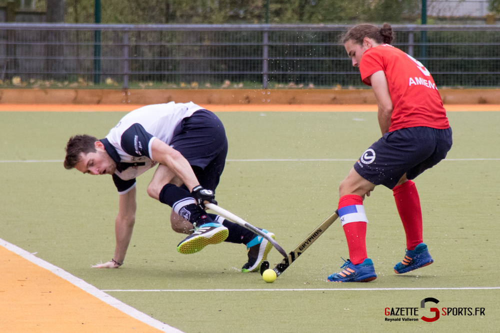 Hockey Sur Gazon Asc Vs Lille Mhc Reynald Valleron 4