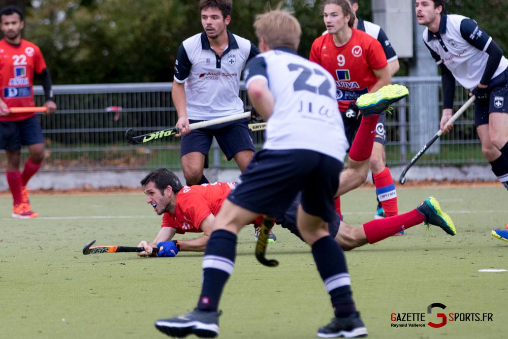 Hockey Sur Gazon Asc Vs Lille Mhc Reynald Valleron 41
