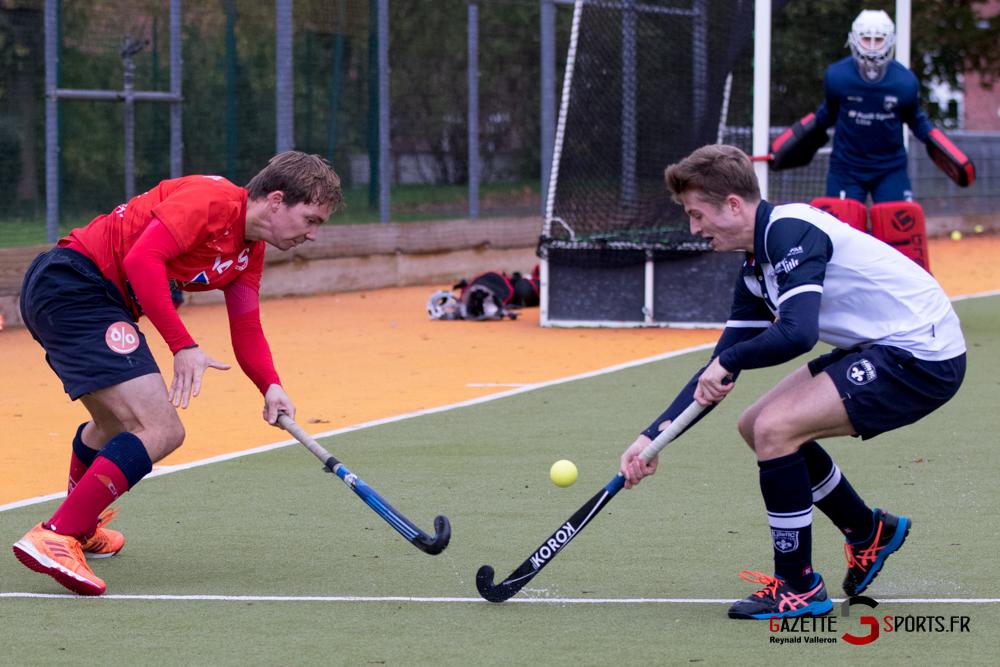 Hockey Sur Gazon Asc Vs Lille Mhc Reynald Valleron 44