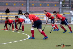 Hockey Sur Gazon Asc Vs Lille Mhc Reynald Valleron 46