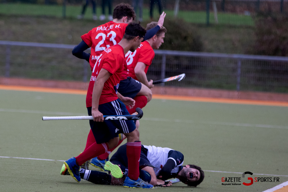 Hockey Sur Gazon Asc Vs Lille Mhc Reynald Valleron 47