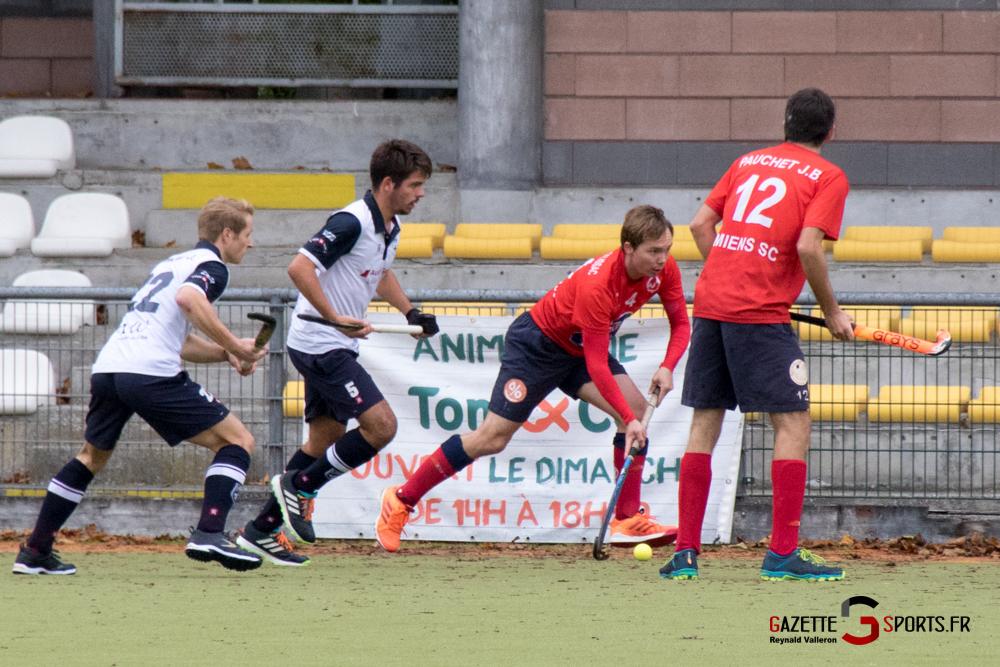 Hockey Sur Gazon Asc Vs Lille Mhc Reynald Valleron 6
