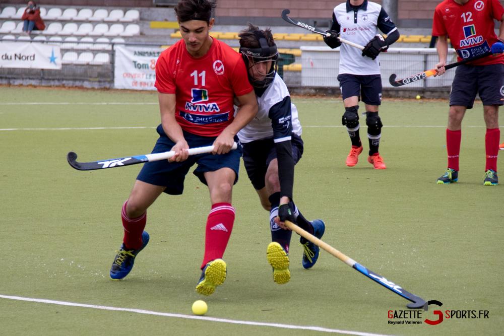 Hockey Sur Gazon Asc Vs Lille Mhc Reynald Valleron 9