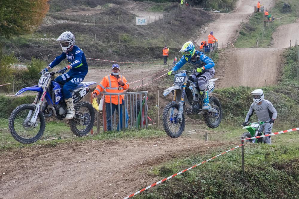 Motocross Reynald Valleron 225