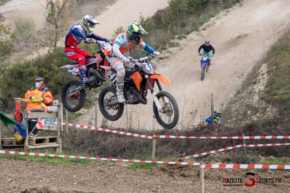 Motocross Reynald Valleron 92