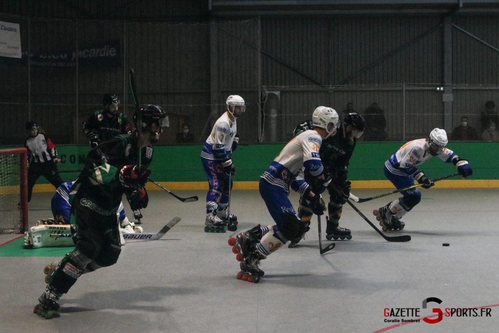 Roller Hockey Greenfalcons Vs Reims Gazettesports Coralie Sombret 10