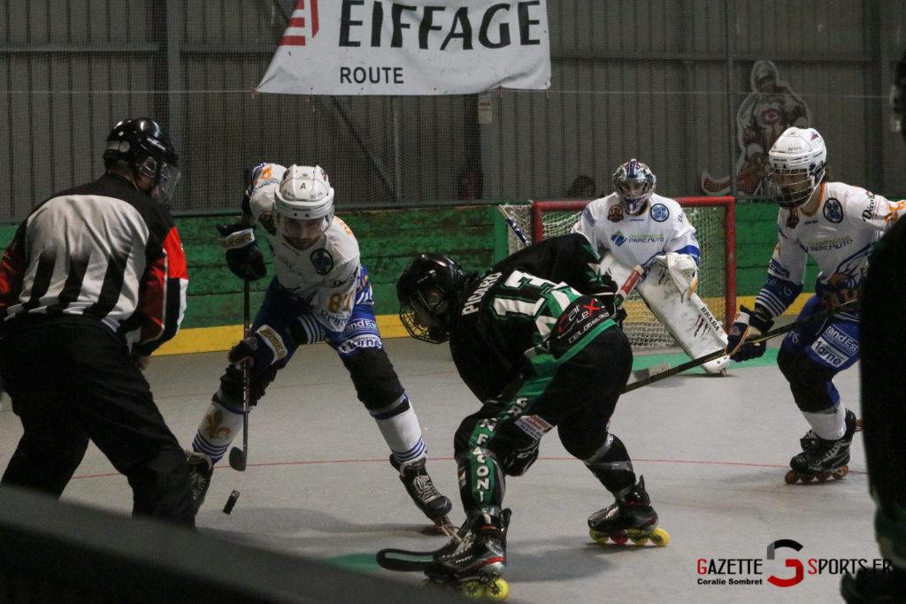 Roller Hockey Greenfalcons Vs Reims Gazettesports Coralie Sombret