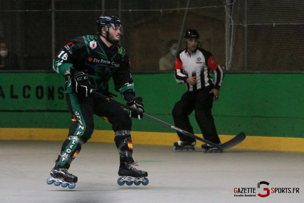 Roller Hockey Greenfalcons Vs Reims Gazettesports Coralie Sombret 12