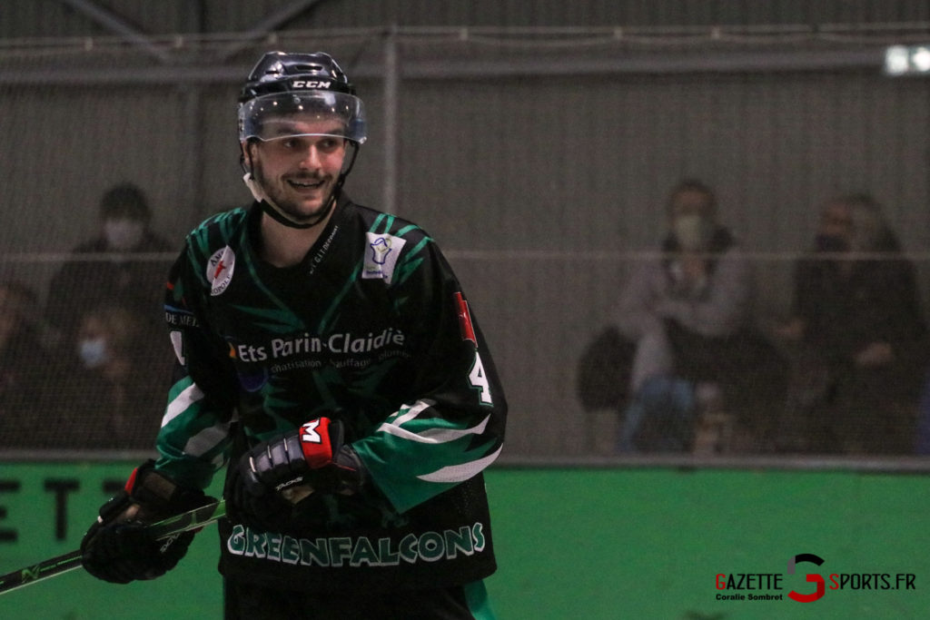 Roller Hockey Greenfalcons Vs Reims Gazettesports Coralie Sombret 14