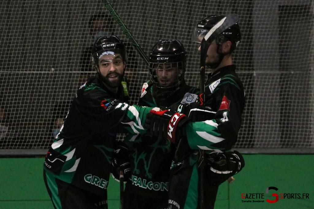 Roller Hockey Greenfalcons Vs Reims Gazettesports Coralie Sombret 18