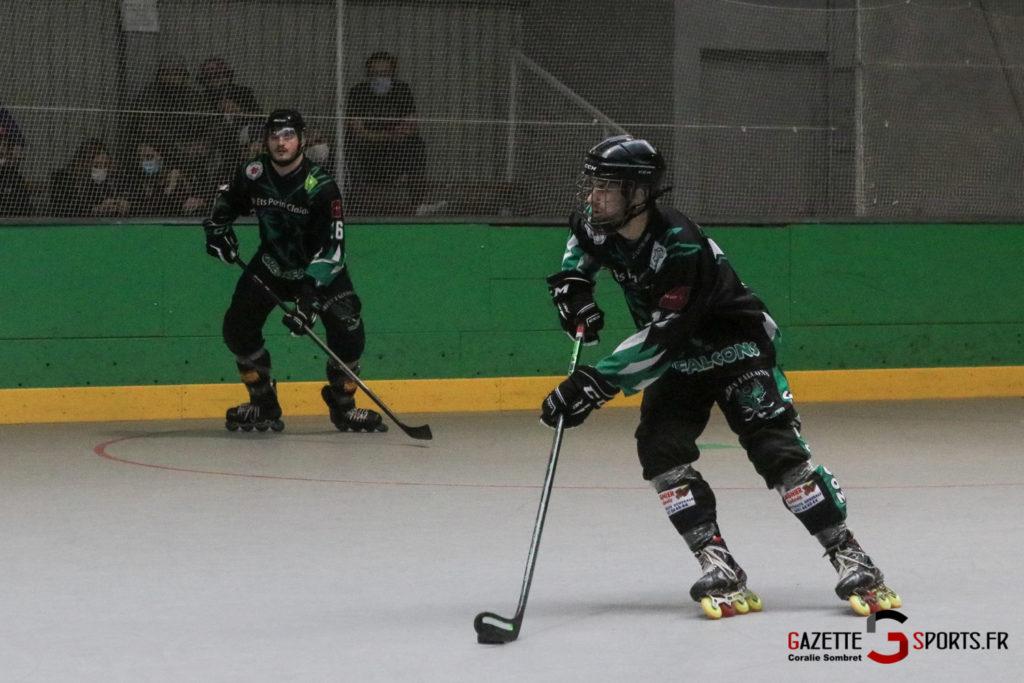 Roller Hockey Greenfalcons Vs Reims Gazettesports Coralie Sombret 2