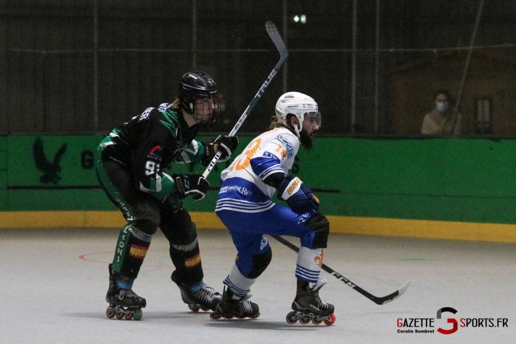 Roller Hockey Greenfalcons Vs Reims Gazettesports Coralie Sombret 20