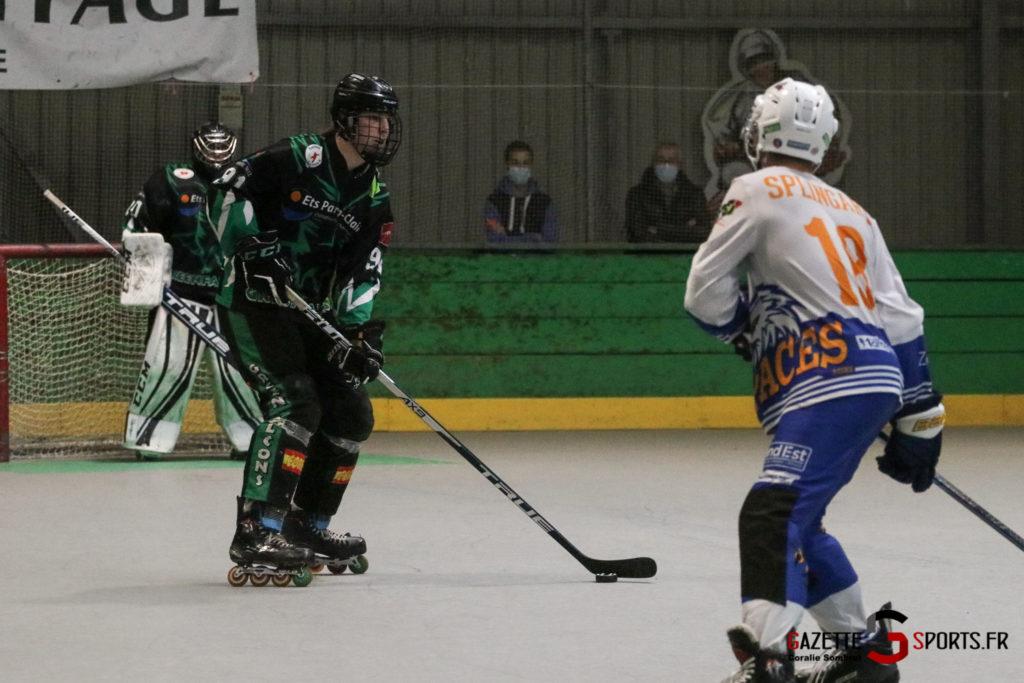Roller Hockey Greenfalcons Vs Reims Gazettesports Coralie Sombret 22