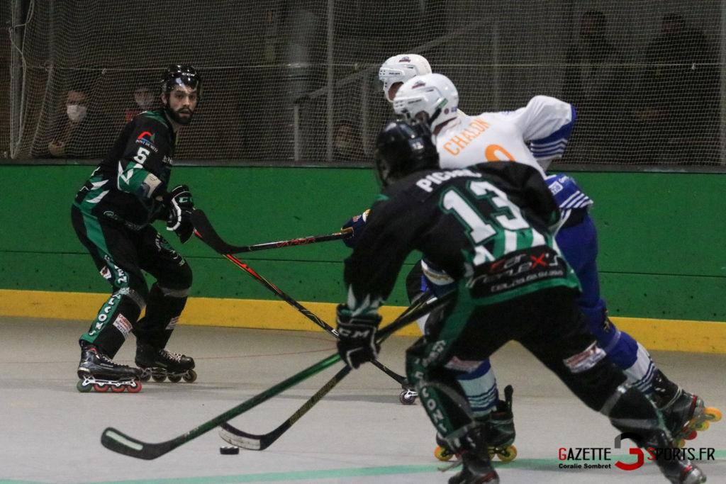 Roller Hockey Greenfalcons Vs Reims Gazettesports Coralie Sombret 24