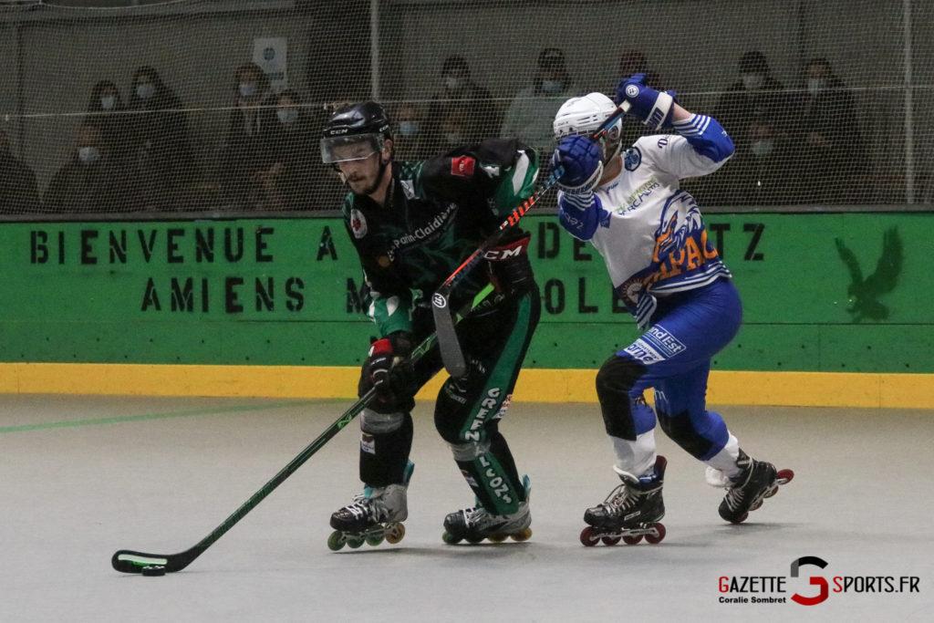 Roller Hockey Greenfalcons Vs Reims Gazettesports Coralie Sombret 26