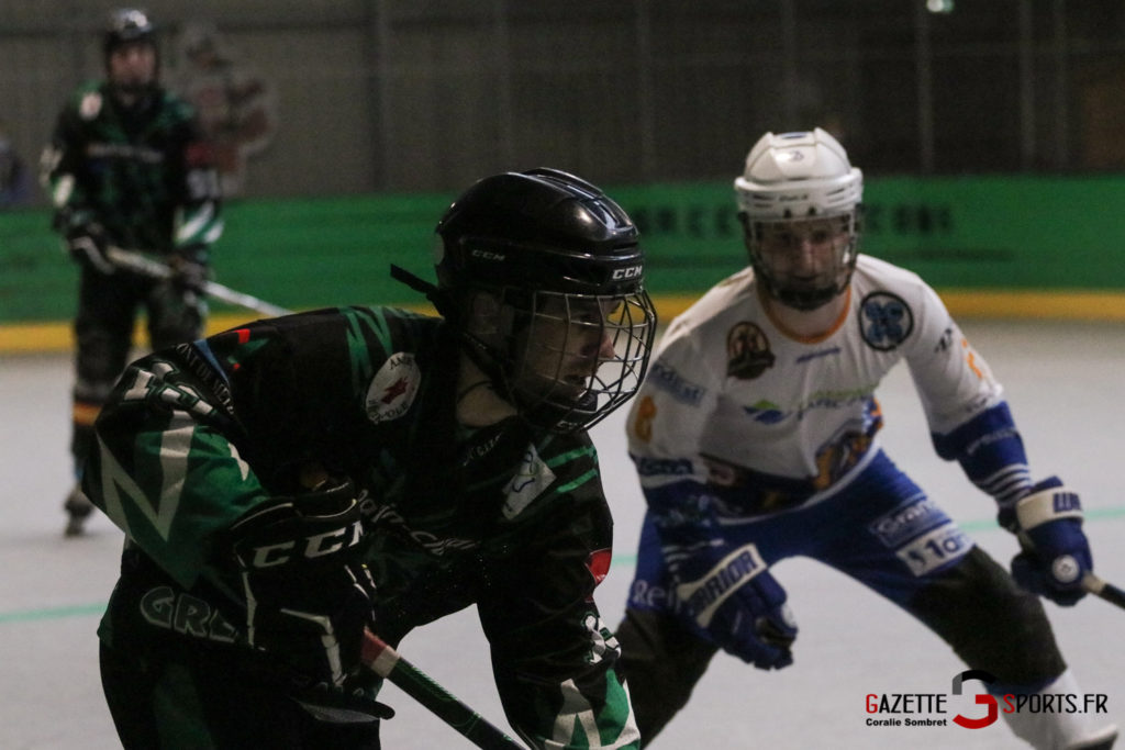 Roller Hockey Greenfalcons Vs Reims Gazettesports Coralie Sombret 29