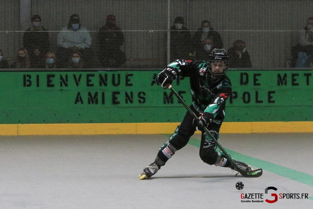 Roller Hockey Greenfalcons Vs Reims Gazettesports Coralie Sombret 3