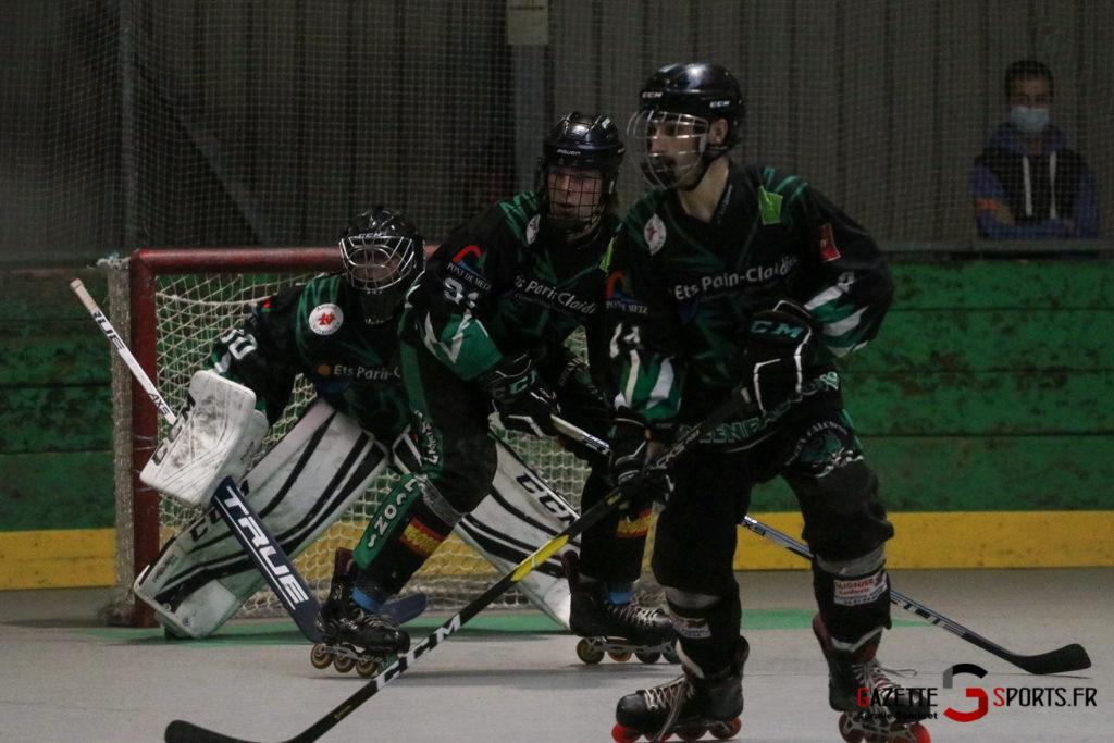 Roller Hockey Greenfalcons Vs Reims Gazettesports Coralie Sombret 34