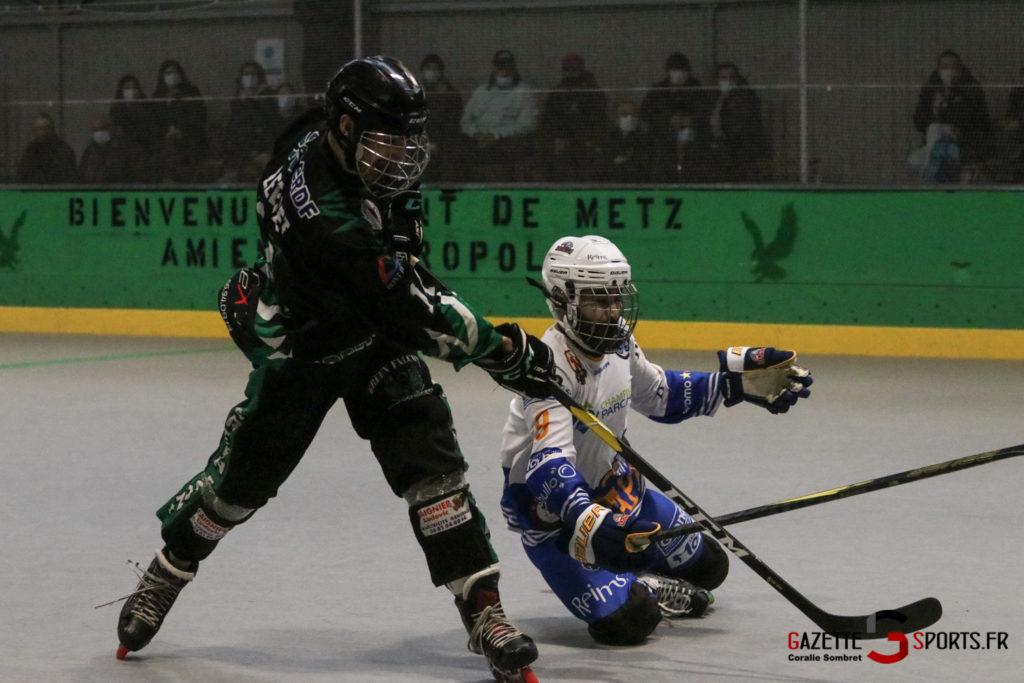 Roller Hockey Greenfalcons Vs Reims Gazettesports Coralie Sombret 37