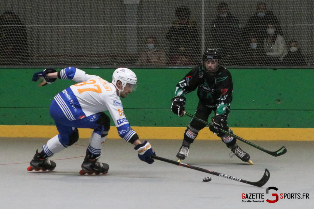 Roller Hockey Greenfalcons Vs Reims Gazettesports Coralie Sombret 4