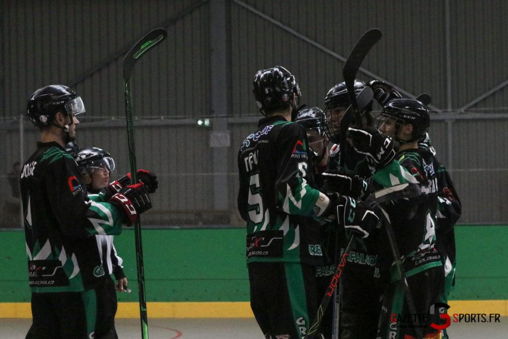 Roller Hockey Greenfalcons Vs Reims Gazettesports Coralie Sombret 5