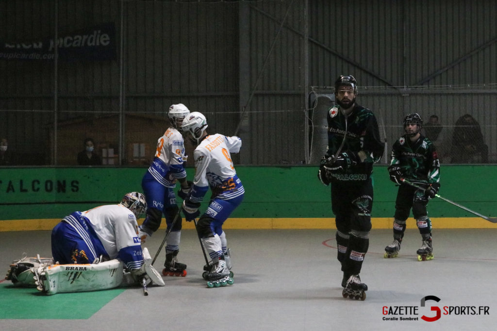 Roller Hockey Greenfalcons Vs Reims Gazettesports Coralie Sombret 6