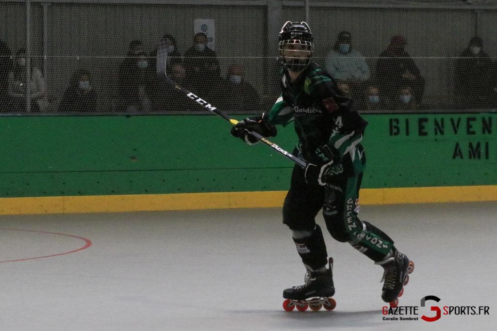 Roller Hockey Greenfalcons Vs Reims Gazettesports Coralie Sombret 8