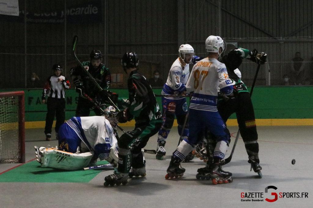 Roller Hockey Greenfalcons Vs Reims Gazettesports Coralie Sombret 9