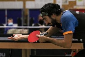 Tennis De Table Astt Vs Tours Gazettesports Coralie Sombret 10
