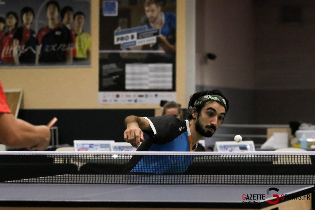Tennis De Table Astt Vs Tours Gazettesports Coralie Sombret