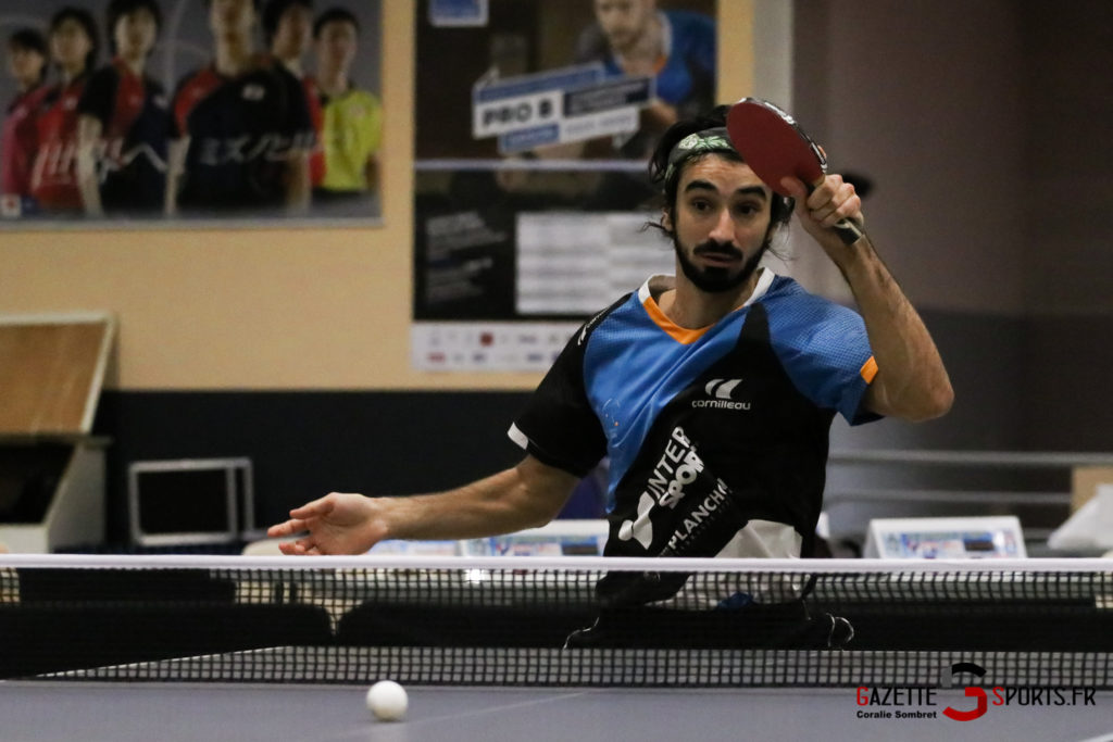 Tennis De Table Astt Vs Tours Gazettesports Coralie Sombret 2