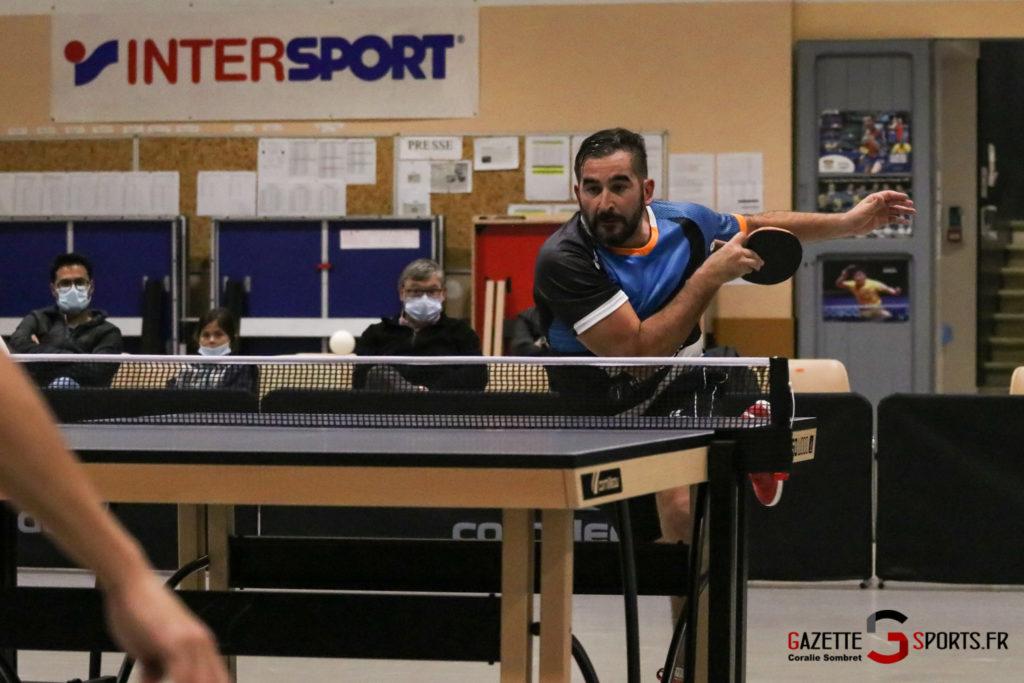 Tennis De Table Astt Vs Tours Gazettesports Coralie Sombret 26