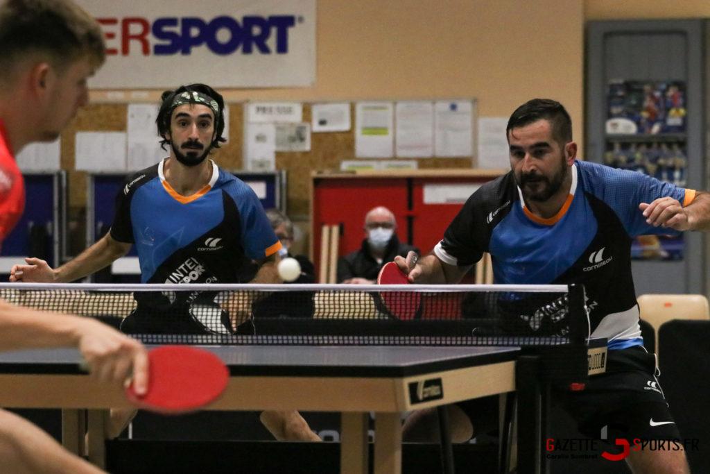 Tennis De Table Astt Vs Tours Gazettesports Coralie Sombret 33